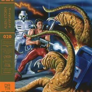 KEISUKE TSUKAHARA: Alien Storm LP