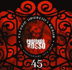 CLAUDIO SIMONETTI'S GOBLIN: Deep Red/Profondo Rosso: 45th Anniversary Limited Edition LP