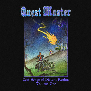 QUEST MASTER: Lost Songs of Distant Realms - Complete Collection 2xCassette