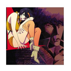 SEATBELTS: Cowboy Bebop (Original Series Soundtrack) (Color Vinyl) 2LP