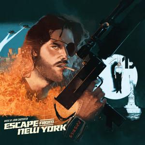 JOHN CARPENTER: Escape from New York (Expanded Original Motion Picture Score) 2LP