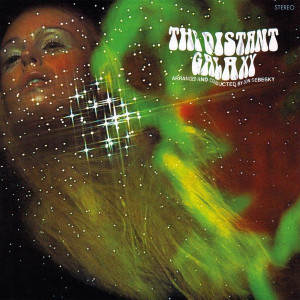 DON SEBESKY: The Distant Galaxy LP