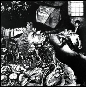 NURSE WITH WOUND: Merzbild Schwet LP