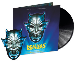 CLAUDIO SIMONETTI Demons (Original Soundtrack Ultra Deluxe Vinyl 35th Anniversary) LP