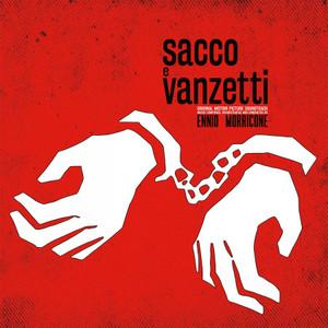ENNIO MORRICONE: Sacco e Vanzetti LP