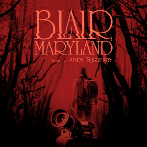 ANDY FOSBERRY: Blair, Maryland (Red/Black 'Low Battery' Split) Cassette