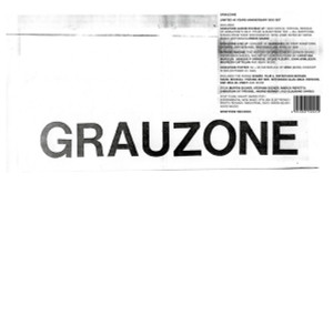 GRAUZONE: Limited 40 Years Anniversary Box Set 3LP BOX