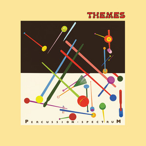 BARRY MORGAN AND RAY COOPER: Percussion Spectrum (Themes) LP