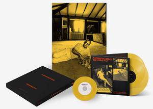 ENNIO MORRICONE: Morricone Segreto (Collector's Edition, Yellow Vinyl) 2LP+7''