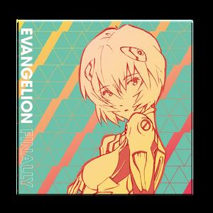 V/A: Evangelion Finally (Splatter) 2LP