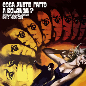 ENNIO MORRICONE: Cosa Avete Fatto A Solange? (Original Motion Picture Soundtrack) LP