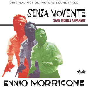 ENNIO MORRICONE: Senza Movente LP