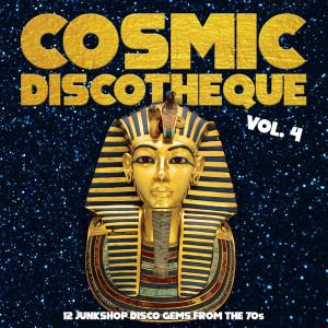 V/A: Cosmic Discotheque Vol. 4 LP