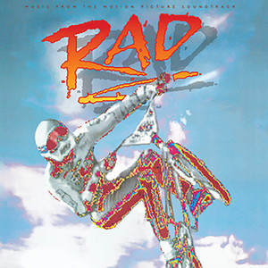 V/A: Rad ( Original Motion Picture Soundtrack) LP