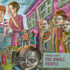 JON PADGETT/CHRIS BOZZONE: Thomas Ligotti, The Small People (Halfer Edition) 2LP