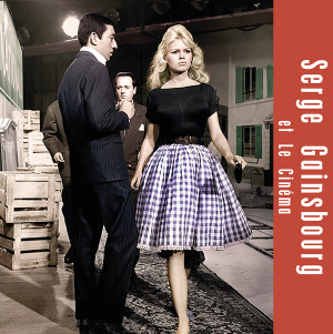 SERGE GAINSBOURG: Et Le Cinema LP
