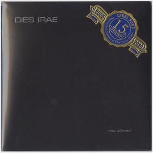 MAX J. GMELCH: Dies Irae CD