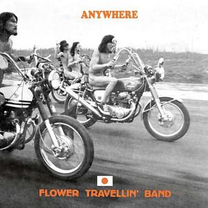 FLOWER TRAVELLIN' BAND: Anywhere (Yellow Vinyl) LP