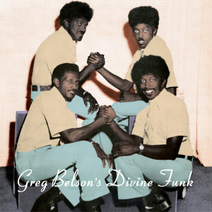GREG BELSON: Greg Belson's Divine Funk: Rare American Gospel Funk & Soul LP