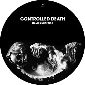 CONTROLLED DEATH/MAYUKO HINO: Split (Picture Disc) PIC. DISC