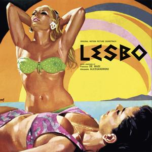 ALESSANDRO ALESSANDRONI / FRANCESCO DE MASI: Lesbo (Original Soundtrack) LP
