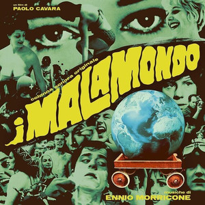 ENNIO MORRICONE: I Malamondo (Original Soundtrack) 2LP