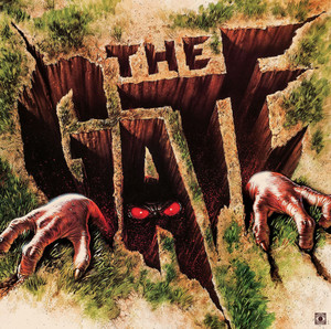MICHAEL HOENIG/J. PETER ROBINSON: The Gate OST LP