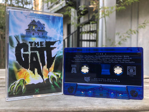 MICHAEL HOENIG/J. PETER ROBINSON: The Gate OST Cassette