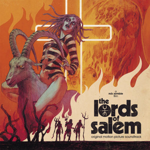 V/A: Rob Zombie's THE LORDS OF SALEM (Original Motion Picture Soundtrack) LP