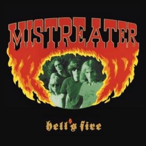 MISTREATER: Hell's Fire LP