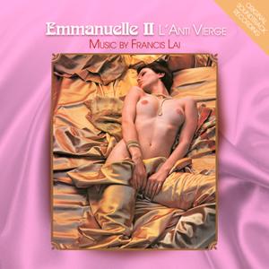 FRANCIS LAI: Emmanuelle II - L'Anti Vierge - Original Soundtrack Recordings LP