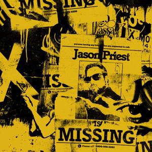 JASON PRIEST  Jason Priest Is Missing LP