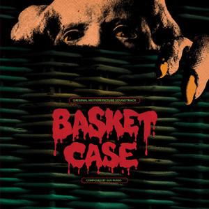 Copy of GUY RUSSO: Basket Case (Original Soundtrack) (Green Shell) Cassette
