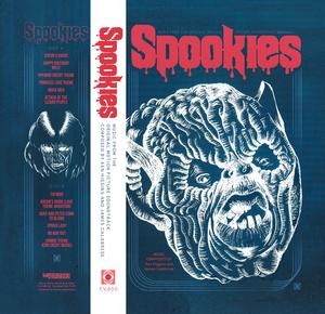 JAMES CALABRESE & KEN HIGGINS: Spookies (Pink Shell) CS