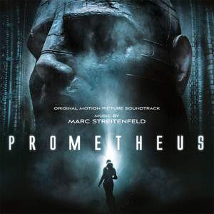 MARC STREITENFELD: Prometheus (Original Soundtrack) (Flaming Colored Vinyl) 2LP