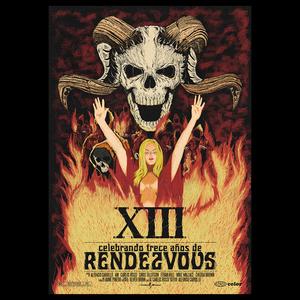 Rendezvous 13 Year Anniversary Print