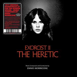 ENNIO MORRICONE: Exorcist II: The Heretic (Orange/Black Swirl Vinyl) LP