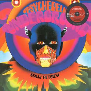 BOKAJ RETSIEM: Psychedelic Underground LP