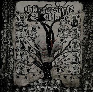 CLANDESTINE BLAZE: Secrets of Laceration LP