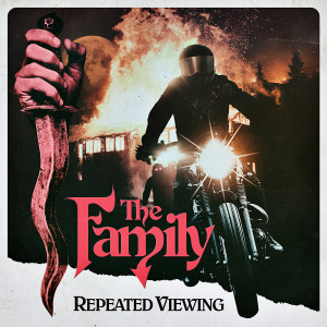 REPEATED VIEWING: The Family (Biker Leather Black) Cassette