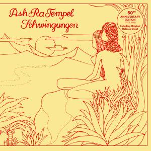 ASH RA TEMPEL: Schwingungen LP