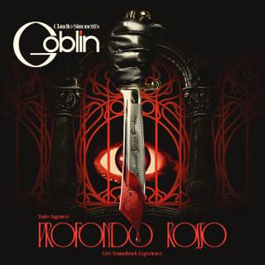 CLAUDIO SIMONETTI'S GOBLIN: Profondo Rosso (Live Soundtrack Experience) (Red Vinyl) LP