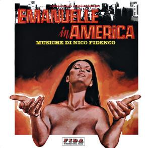 NICO FIDENCO: Emanuelle In America LP