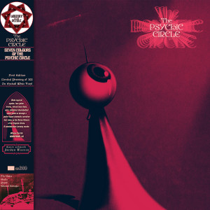 THE PSYCHIC CIRCLE: Seven Colours Of The Psychic Circle LP