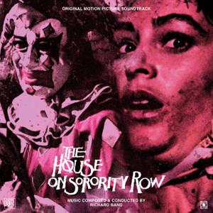 RICHARD BAND: The House on Sorority Row OST LP