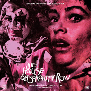 RICHARD BAND: The House on Sorority Row OST Cassette
