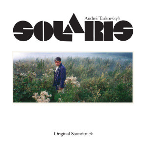 EDWARD ARTEMIEV: Solaris (Original Soundtrack) LP/CD/BOOK