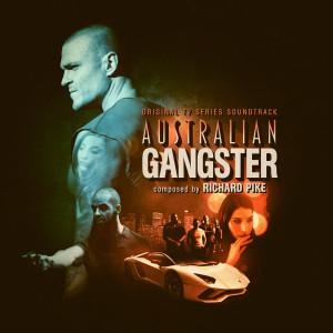RICHARD PIKE: Australian Gangster (Turquoise Tattoo) Cassette