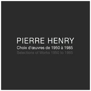 PIERRE HENRY Choix d'oeuvres de 1950 à 1985 10LP Box