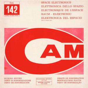 ANDRÉS LEWIN-RICHTER Space Electronics CD-R